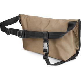 Chrome Simple Messenger Bag, szary